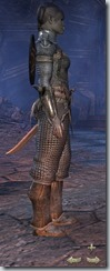 Orc Dragonknight Novice - Female Right