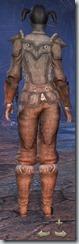 Orc Nightblade Novice - Female Back