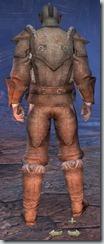 Orc Nightblade Novice - Male Back