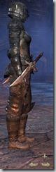 Orc Nightblade Veteran - Female Right