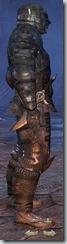 Orc Nightblade Veteran - Male Right
