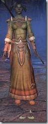 Orc Sorcerer Novice - Female Front