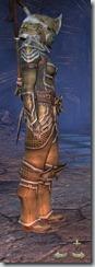 Orc Templar Veteran - Female Right