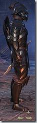Redguard Dragonknight Veteran - Male Right