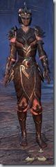 Redguard Nightblade Veteran - Female Front