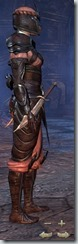 Redguard Nightblade Veteran - Female Right