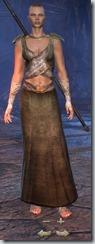 Redguard Sorcerer Novice - Female Front
