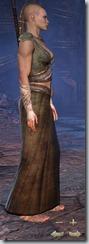 Redguard Sorcerer Novice - Female Right