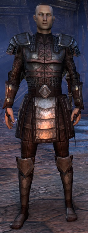 Eso Fashion Character Creation Armor Previewsimperial Elder