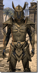 Altmer Ebon - Male 46 Superior Close Front
