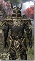 Altmer Ebon - Male 50 Superior Close Back