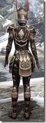 Imperial Brigandine - Female VR3 Superior Back