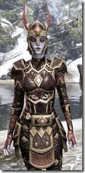 Imperial Brigandine - Female VR3 Superior Close Front