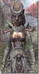 Khajiit Calcinium - Female VR1 Normal Close Front
