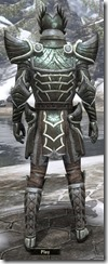Ancient Elf Steel - Male 16-18 Normal Back