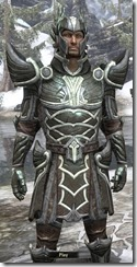 Ancient Elf Steel - Male 16-18 Normal Close Front