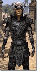 Bosmer Bone-Bound - Male 26 Fine Close Front