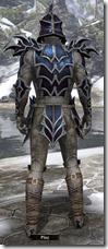 Daedric Steel - Male 16-18 Normal Back