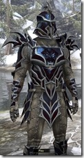 Daedric Steel - Male 16-18 Normal Close Front