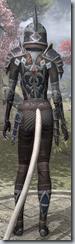 Imperial Galatite - Female VR4 Normal Back