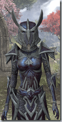 Altmer Voidsteel - Female VR10 Fine Close Front