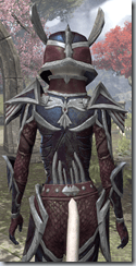 Altmer Voidsteel - Female VR10 Normal Close Back