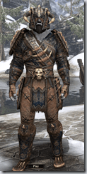 Barbaric Dwarven - Male 36 Epic front