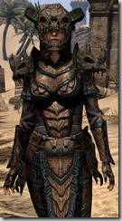 Bosmer Bone-Imbued - Female 46 Fine Close front