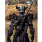 Dwemer Galatite Battle Axe