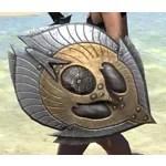 High Elf Hickory Shield