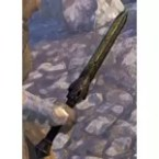 Trinimac Calcinium Dagger