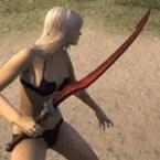 Abah's Watch Rubedite Sword