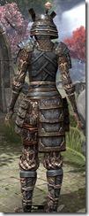 Akaviri Iron - Female Back