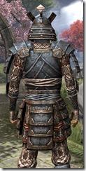 Akaviri Iron - Male Close Back
