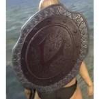 Akaviri Ruby Ash Shield