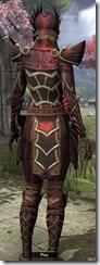 Ancient Elf Rubedite - Female Back