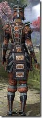 Argonian Galatite - Female Back