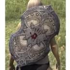 Assassins League Maple Shield