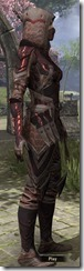 Assassin's League Rubedite - Female Side