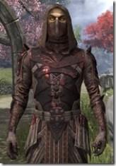 Assassin's League Rubedite - Male Close Front