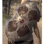 Assassins League Ruby Ash Shield