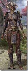 Barbaric Galatite - Female Front