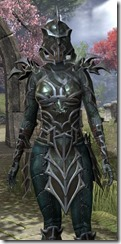 Daedric Quicksilver - Female Close Front