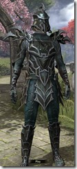 Daedric Quicksilver - Male Front