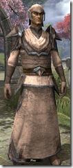Dunmer Homespun Robe - Male Front