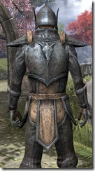 Dunmer Iron - Male Close Back