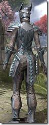 Glass Iron - Female Back