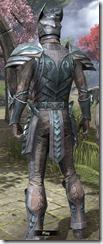 Glass Iron - Male Back