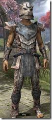 Khajiit Iron - Male Front
