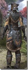 Malacath Iron - Female Back